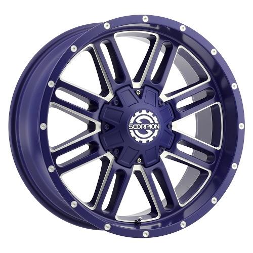 SC18 Neon Blue
