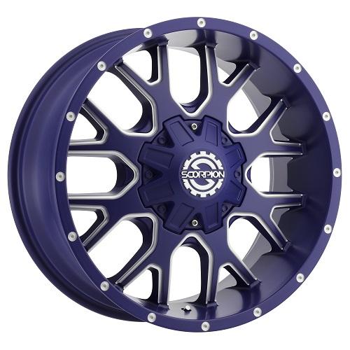 SC19 Neon Blue
